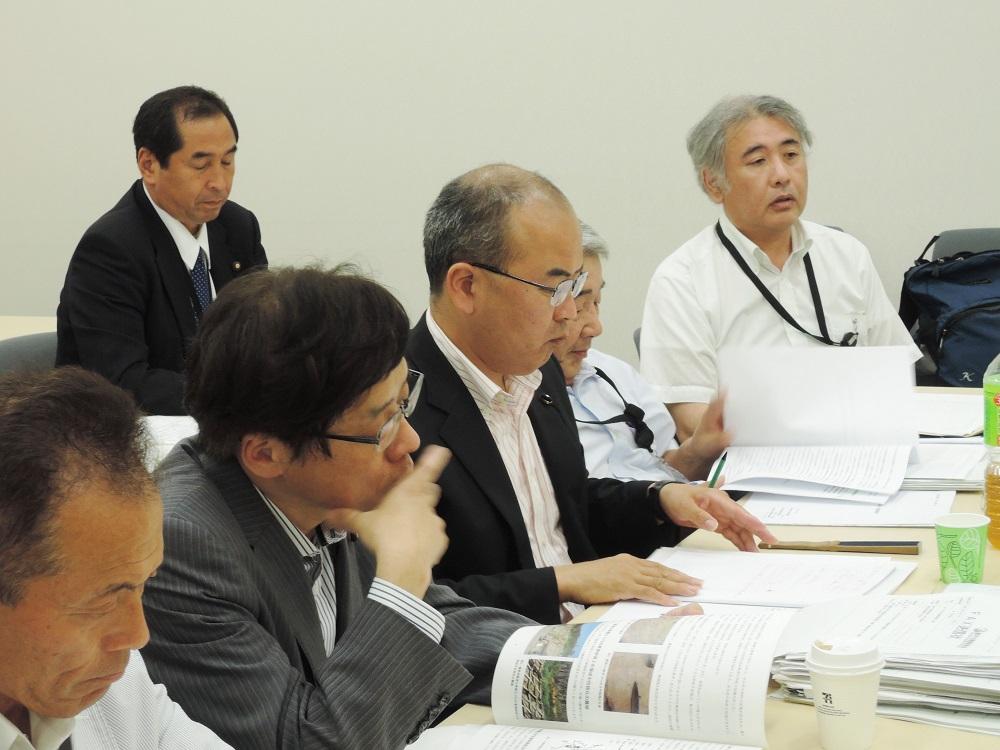 政府交渉・佐藤コピー