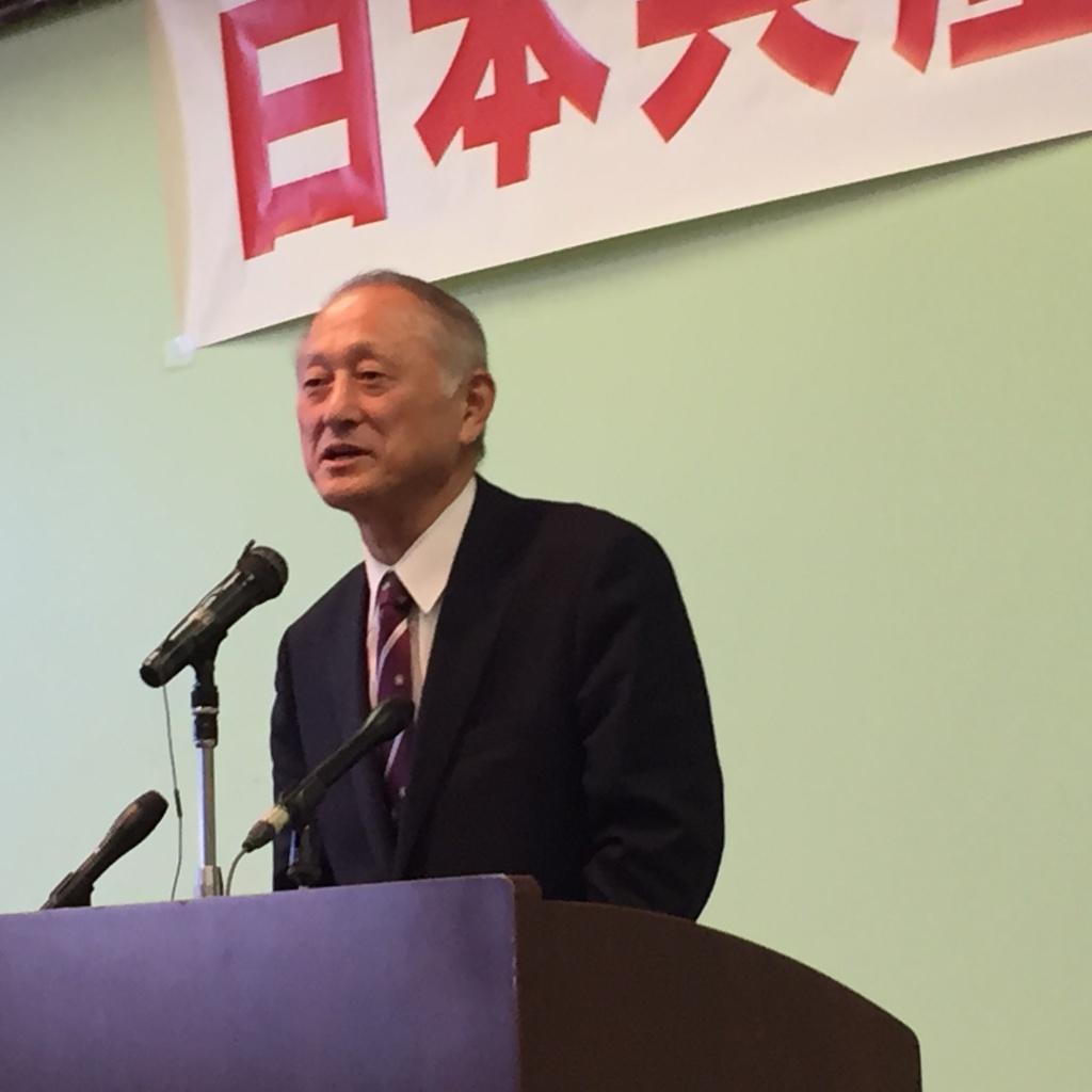 西村小松演説会