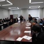 1225県民の会・対県交渉の写真