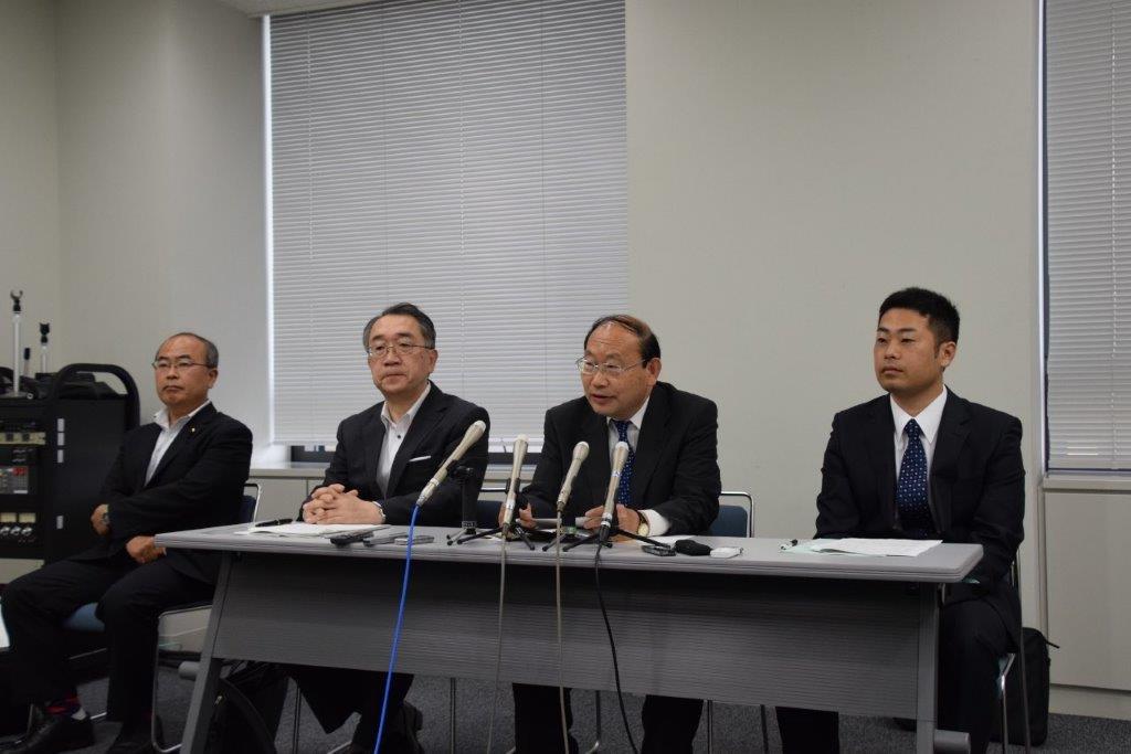 531小選挙区候補発表